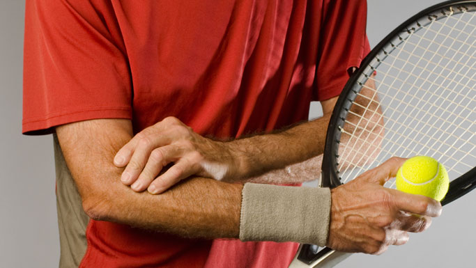 Napa Chiropractic Care for Tennis Elbow